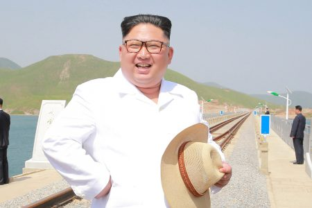 Kim Jong Un Still Committed To Meeting With Trump, South Korea Says