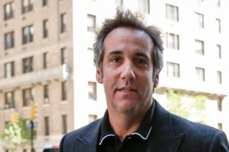 Michael Cohen's lawyers are trying to use the $10 million settlement on Michael Avenatti's law firm against him