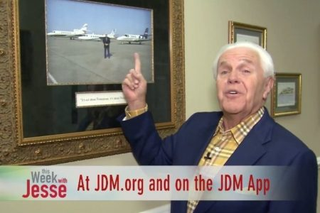 Televangelist Claims He Needs $54 Million Private Jet To Spread The Gospel