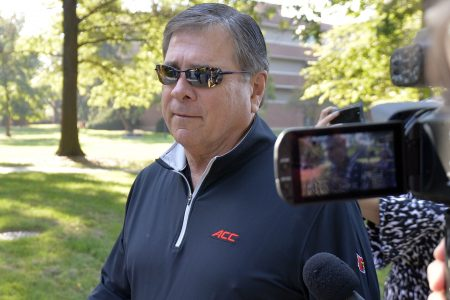 Louisville reaches $4.5 million settlement with fired athletic director Tom Jurich