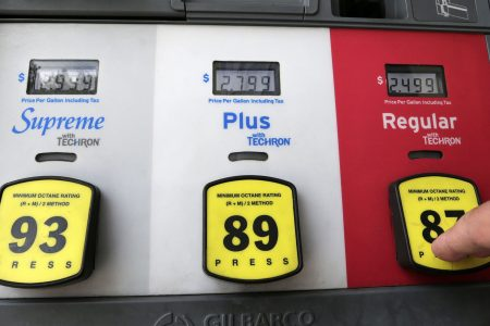 With gas prices going up, what's it cost to fill up your car