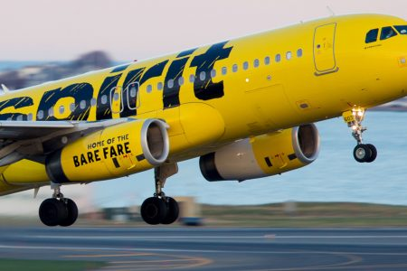 Budget airline Spirit adding Wi-Fi as it embarks on charm offensive