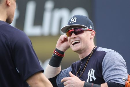 Clint Frazier set to join Yankees for series against Nationals