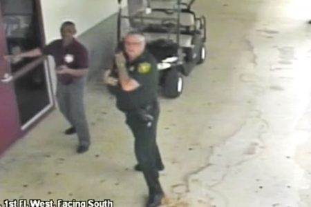 Father of Parkland victim suing Broward deputy who didn't storm school during attack