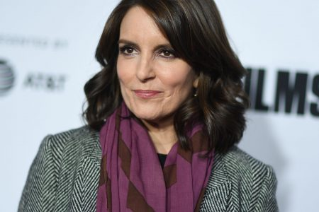 Tina Fey's 'Saturday Night Live' monologue was crashed with star-studded cameos