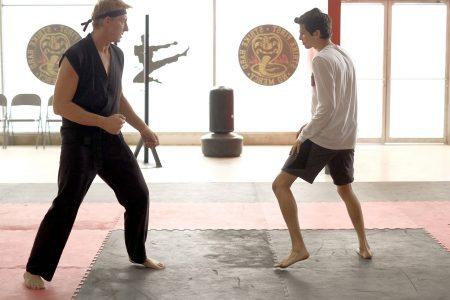 'Cobra Kai' rekindles the 34-year-old feud between 'Karate Kid' rivals, on YouTube