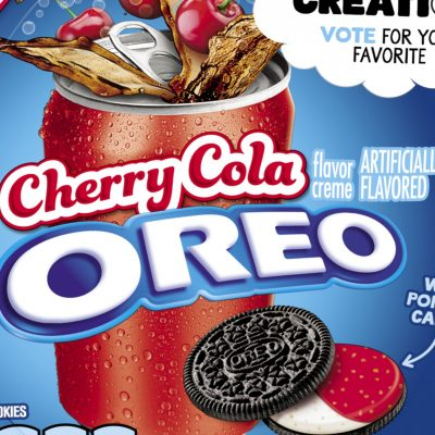 Cherry Cola Oreos? Crazy, yes, but better than Avocado Oreos