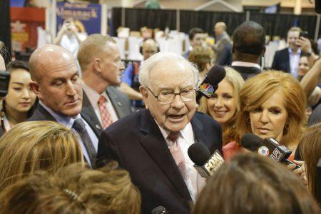 Berkshire Hathaway annual shareholder meeting: 5 questions for Warren Buffett
