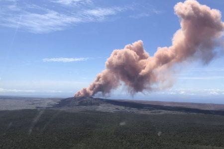 Hawaii's Kilauea volcano erupts prompting evacuations