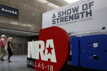 For gun-control activists, NRA convention in Dallas is ground zero for protests