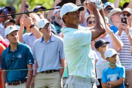 Tiger Tracker: Follow Tiger Woods' Wells Fargo Championship Saturday round
