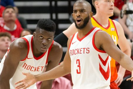 Chris Paul's brother ejected, un-ejected in bizarre sequence during Jazz-Rockets Game 4