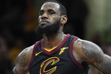 Why you'd have to be an idiot to bet against LeBron James and the Cleveland Cavaliers