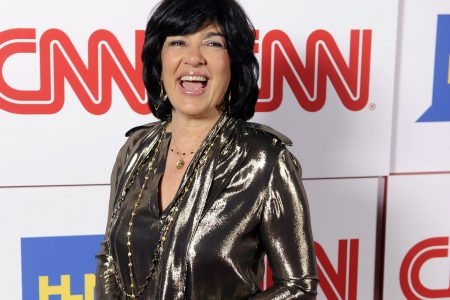 Christiane Amanpour permanently replaces Charlie Rose in PBS late-night slot