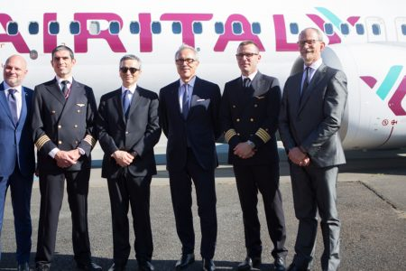 Air Italy gets first Boeing 737 Max as it looks to unseat Alitalia