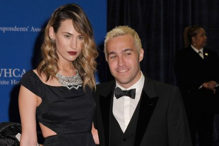 Pete Wentz of Fall Out Boy welcomes daughter with girlfriend Meagan Camper
