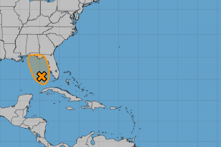Rare May tropical storm could form in the Gulf of Mexico this week