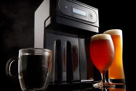 Coffee, tea or beer, PicoBrew's new craft beer appliance brews it all — even kombucha