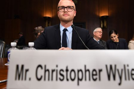 Steve Bannon sought to use data mined by Cambridge Analytica for 'culture war,' whistleblower says