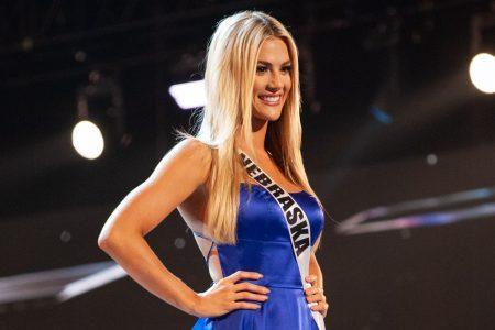 The winner of Miss USA is … Miss Nebraska