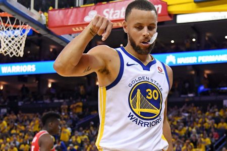A 'different breed': Why you should never question Steph Curry's confidence