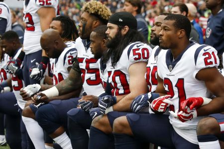 NFL owners still seeking answers on national anthem policy