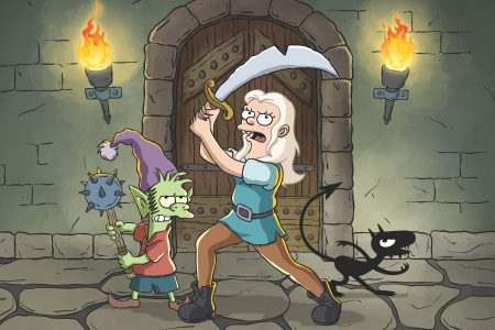 First Look: Matt Groening's Netflix series 'Disenchantment' carries 'Simpsons' DNA