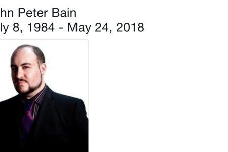 Video game critic John 'TotalBiscuit' Bain dies at 33