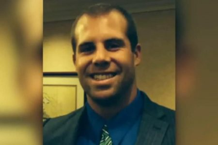 Indiana teacher released from hospital after being shot while stopping school shooting