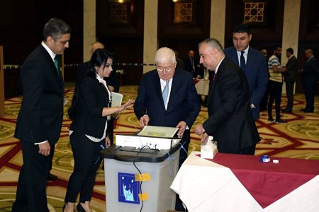 Iraqis vote in first national election since toppling of ISIS, but turnout was low