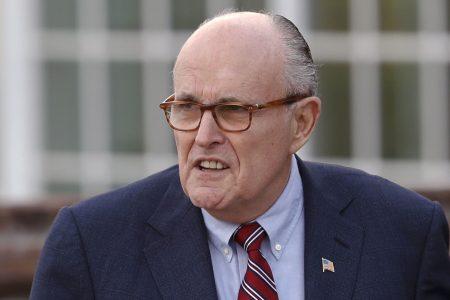 Giuliani slams Mueller probe as 'illegitimate'