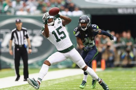 Seahawks sign WR Brandon Marshall to reported one-year deal