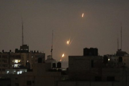 After 24-hour flare-up, uneasy calm returns to Gaza and southern Israel