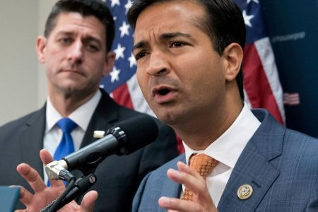 Renegade Republicans challenge Paul Ryan, file discharge petition to force immigration votes