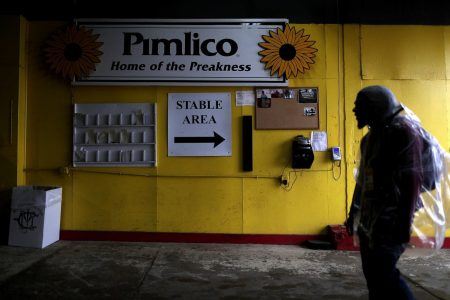 The Preakness moving out of Pimlico and Baltimore? It's looking increasingly likely.
