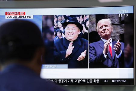 North Korea says it's up to US whether they meet at a table or in a 'nuclear showdown'