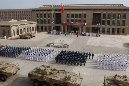 Laser From Chinese Base Aimed at US Military Pilots In Africa's Skies, Pentagon Charges