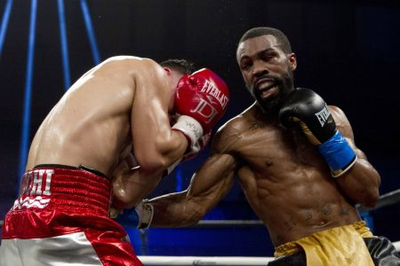 Gary Russell Jr. defends WBC featherweight title with unanimous decision