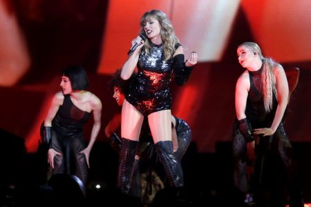 'I went through some really low times': Taylor Swift breaks silence about social media backlash