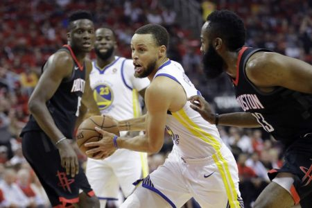 NBA playoffs: The Warriors said they'd be locked in for Game 3. They'd better be.