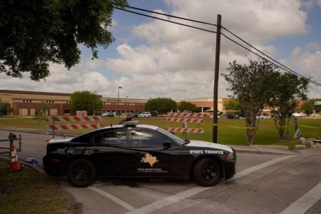 Things blamed for the deadly Texas school shooting: Ritalin. Abortion. The media. Schools. And doors.