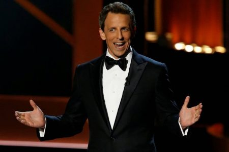 Seth Meyers invited Trump to be a guest on his show. Trump wanted an apology first.