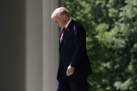 Amid Stormy Daniels news, Trump announces faith-based effort on National Day of Prayer