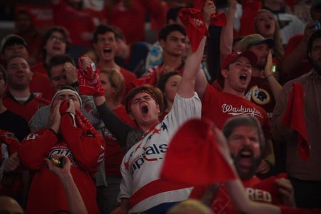 Between Capitals' trips to Stanley Cup finals, Washington hockey transformed