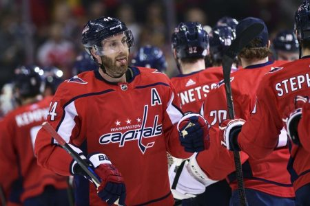 Brooks Orpik is only Capital with Stanley Cup finals experience: 'A big role model'