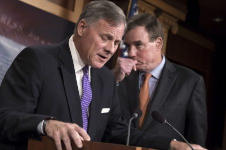 The Senate's new Russia report just undercut Trump in two big ways