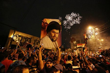 Maverick cleric's election upset could rattle US-Iraq relations