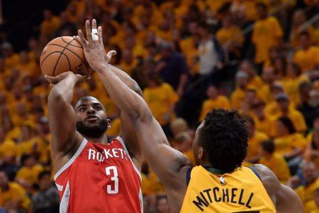 NBA playoffs: Warriors, Rockets on verge of West finals meeting, but Chris Paul isn't looking ahead