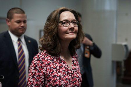 Haspel to pledge never to restart CIA's brutal interrogation program