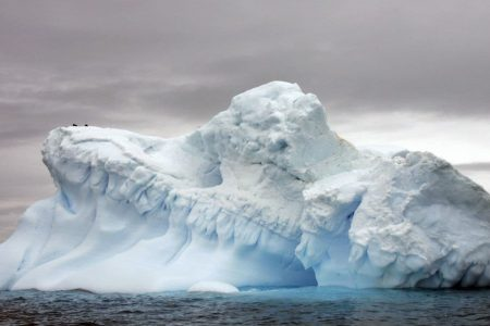 Antarctica has mountain ranges and valleys bigger than Manhattan deep beneath its ice